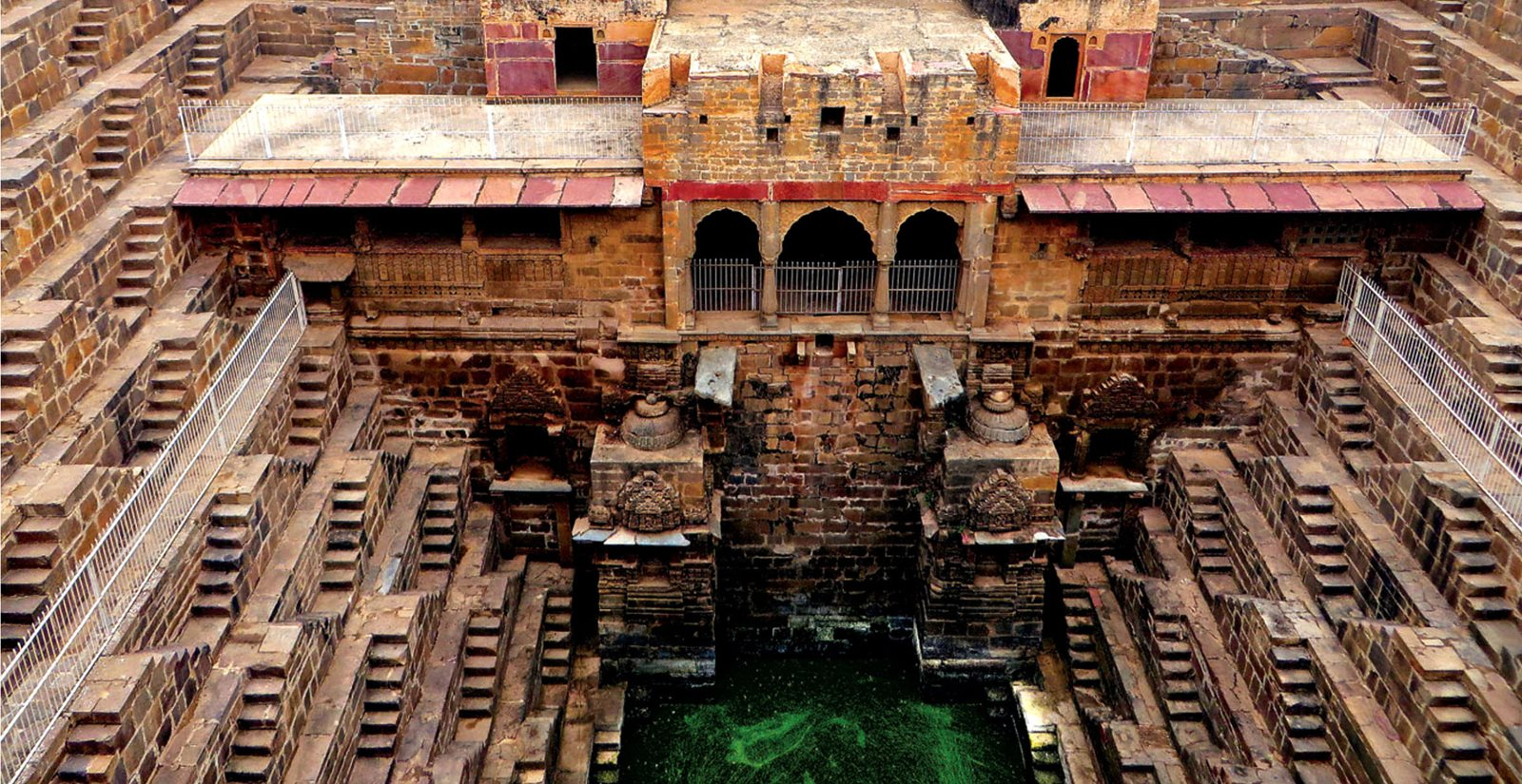 FirstLook: Stepwells of Chand Baori
