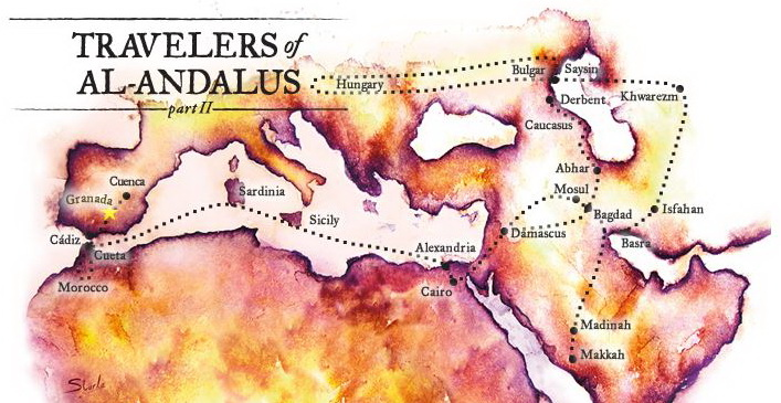 Travelers of Al-Andalus, Part II: Abu Hamid Al-Garnati's World of Wonders