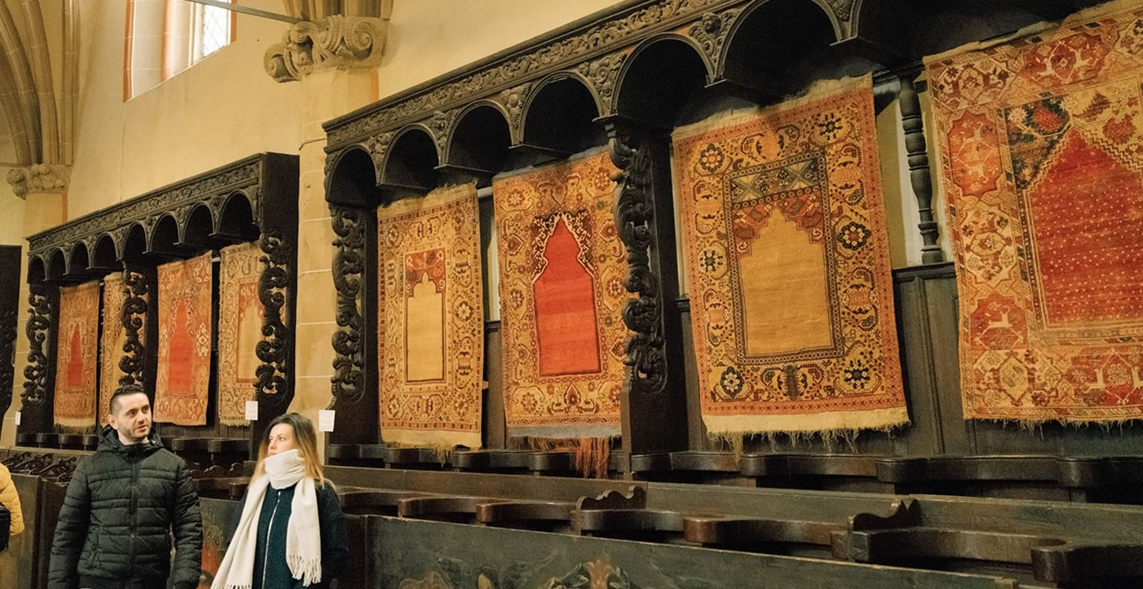 The Ottoman Carpets of Transylvania