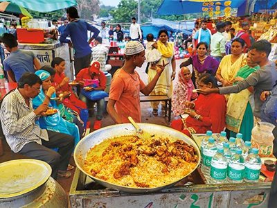 Of Spice, Home and Biryani