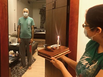 FirstLook: Waleed's Birthday