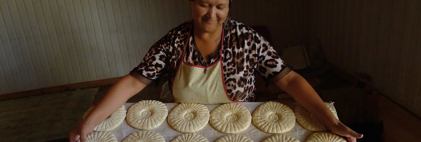 The Fabled Flatbreads of Uzbekistan