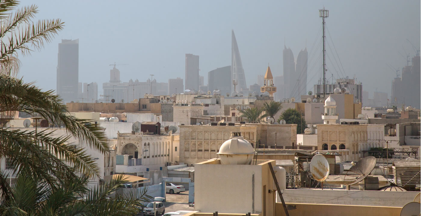 Bahrain's Pearling Path
