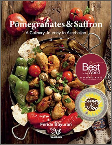 Pomegranates and Saffron: A Culinary Journey to Azerbaijan