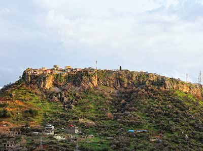 Amedi: Citadel of Culture