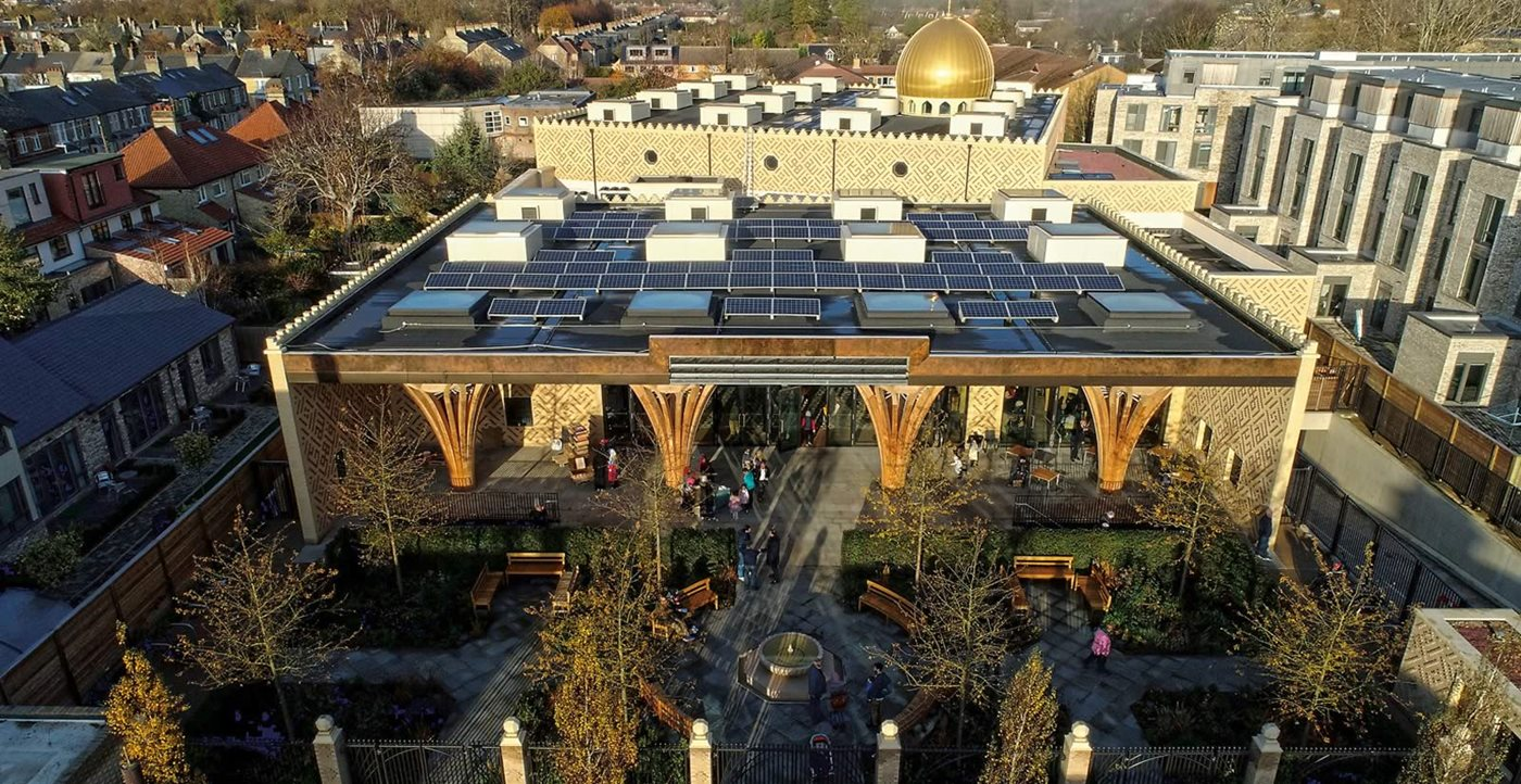 Green Mosques Generate Positive Energy