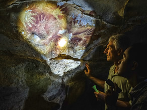 Cave Artists of Sulawesi
