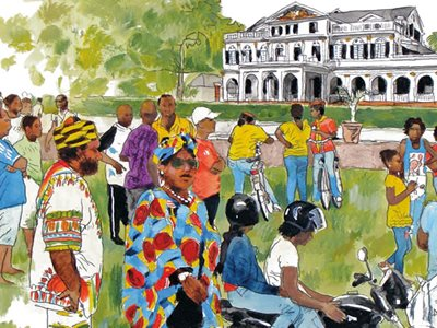 Six Degrees of Suriname