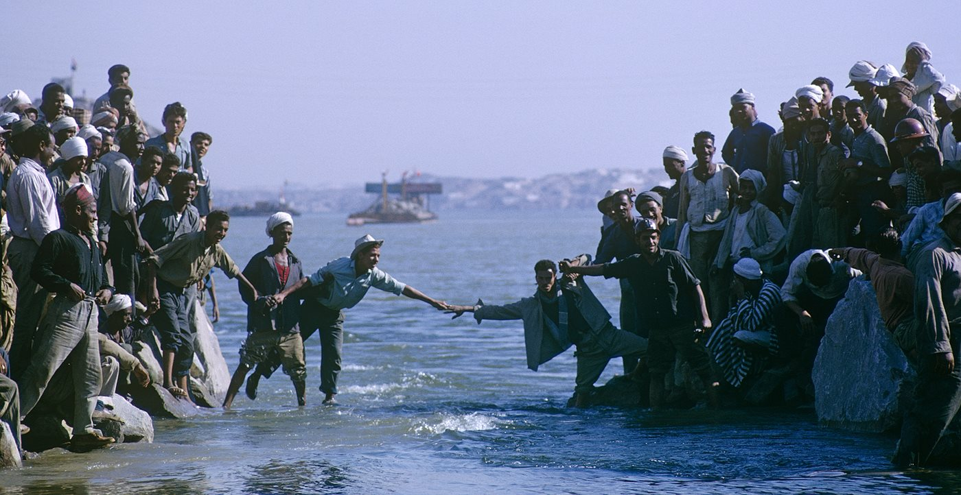 FirstLook: Aswan, Egypt, May 14, 1964