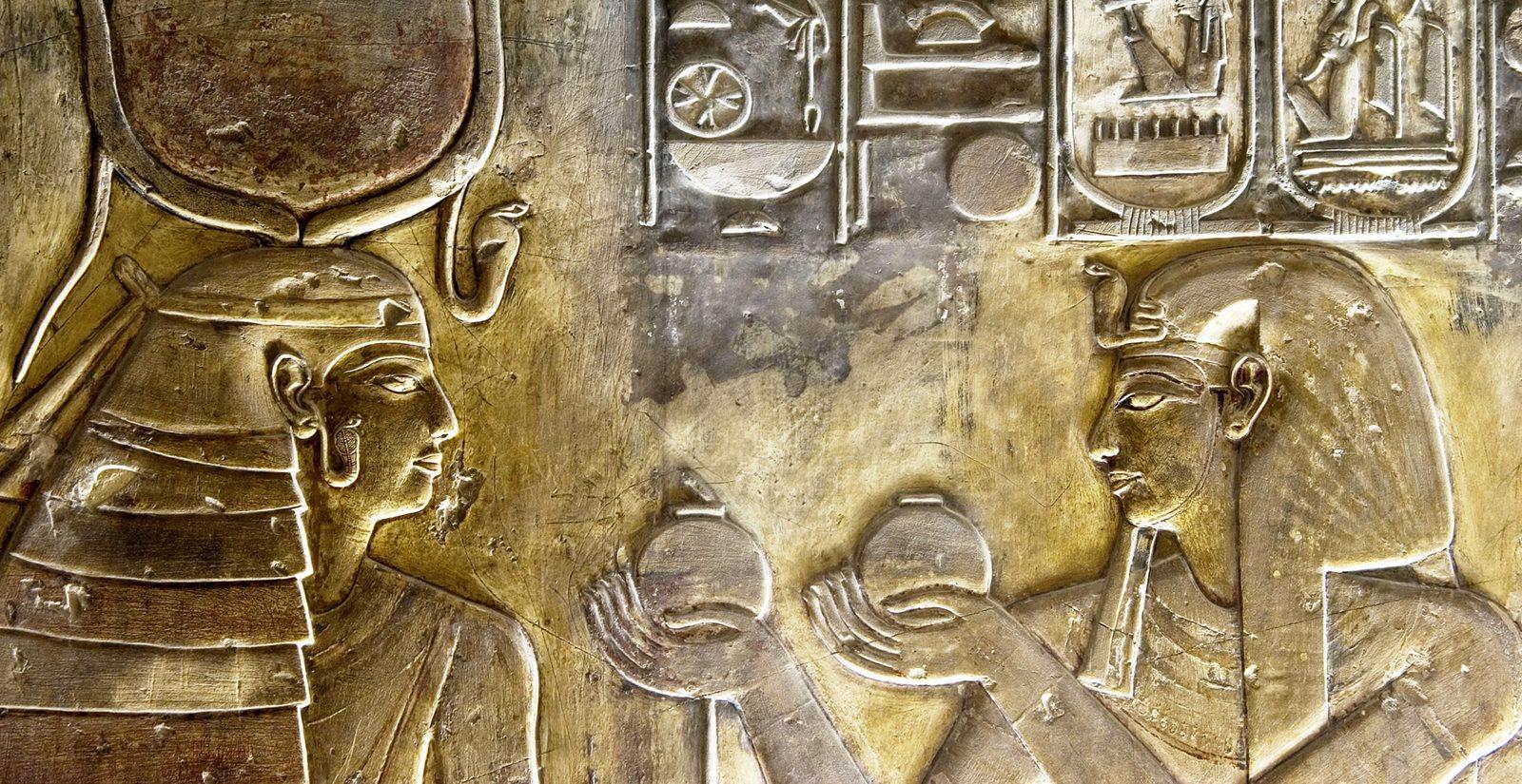 Arab Translators Of Egypts Hieroglyphs Aramcoworld