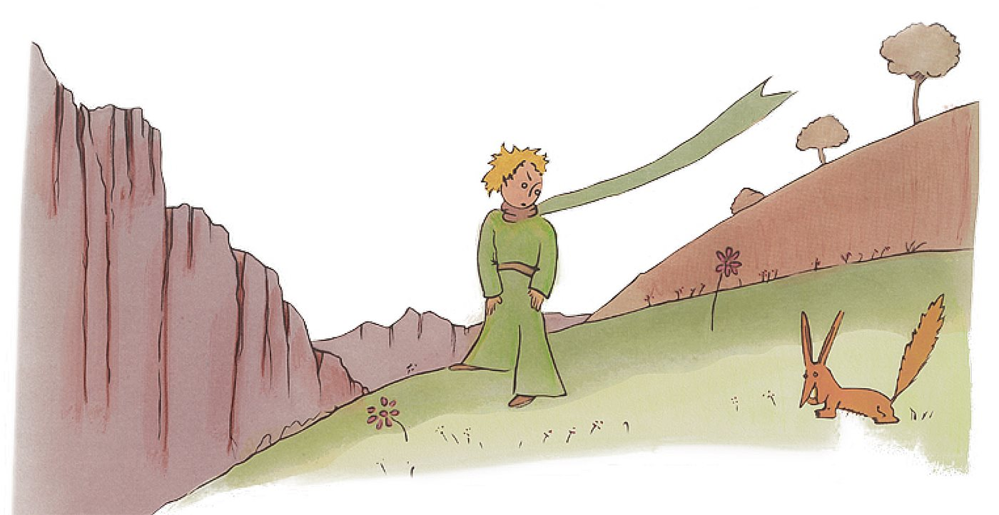 The Amazigh Adventures of Le Petit Prince