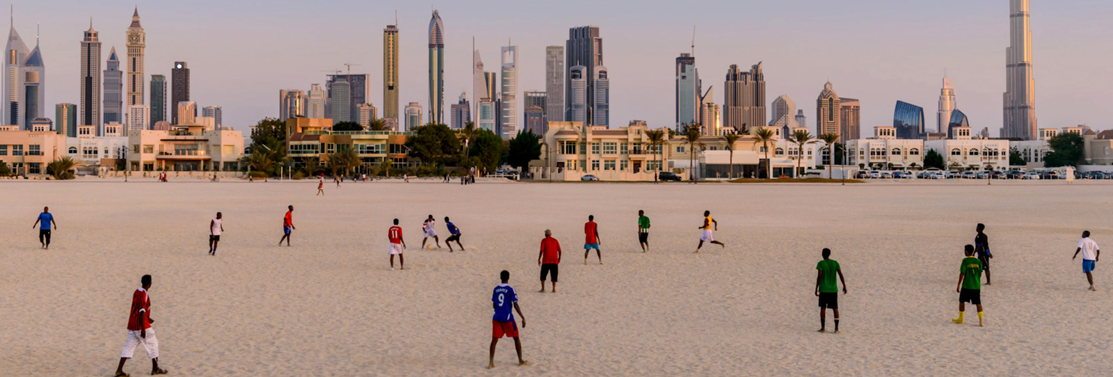 FirstLook: Jumeirah Beach, Dubai