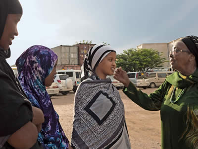 Somaliland's Midwife