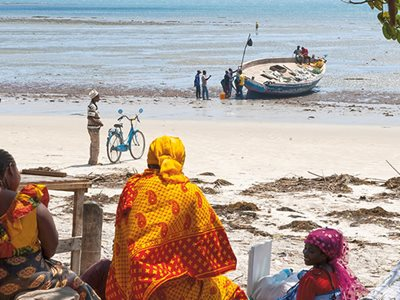 Sea Change Comes to Bagamoyo