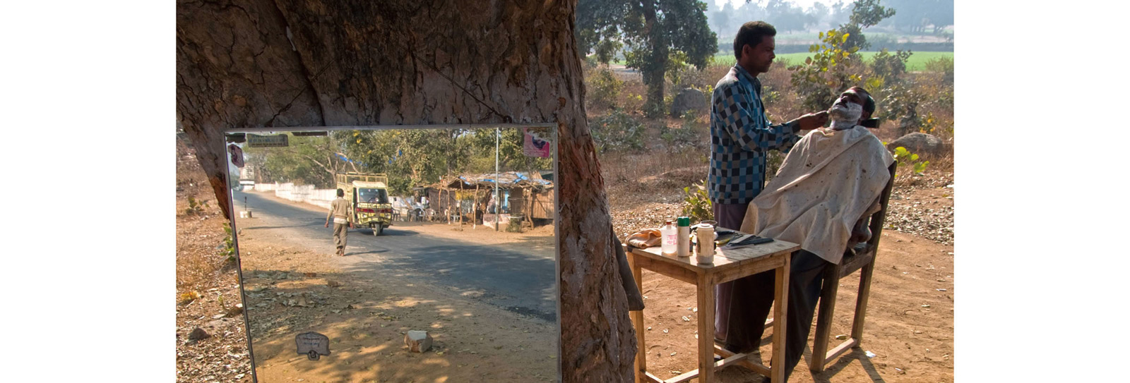 FirstLook: State Highway 37, near Orchha, Madhya Pradesh, Central India