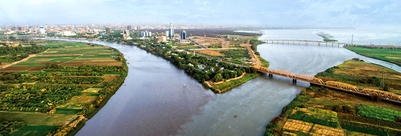 Khartoum: A Tale of Two Rivers