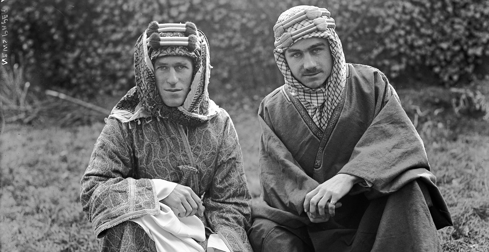 Making Lawrence of Arabia