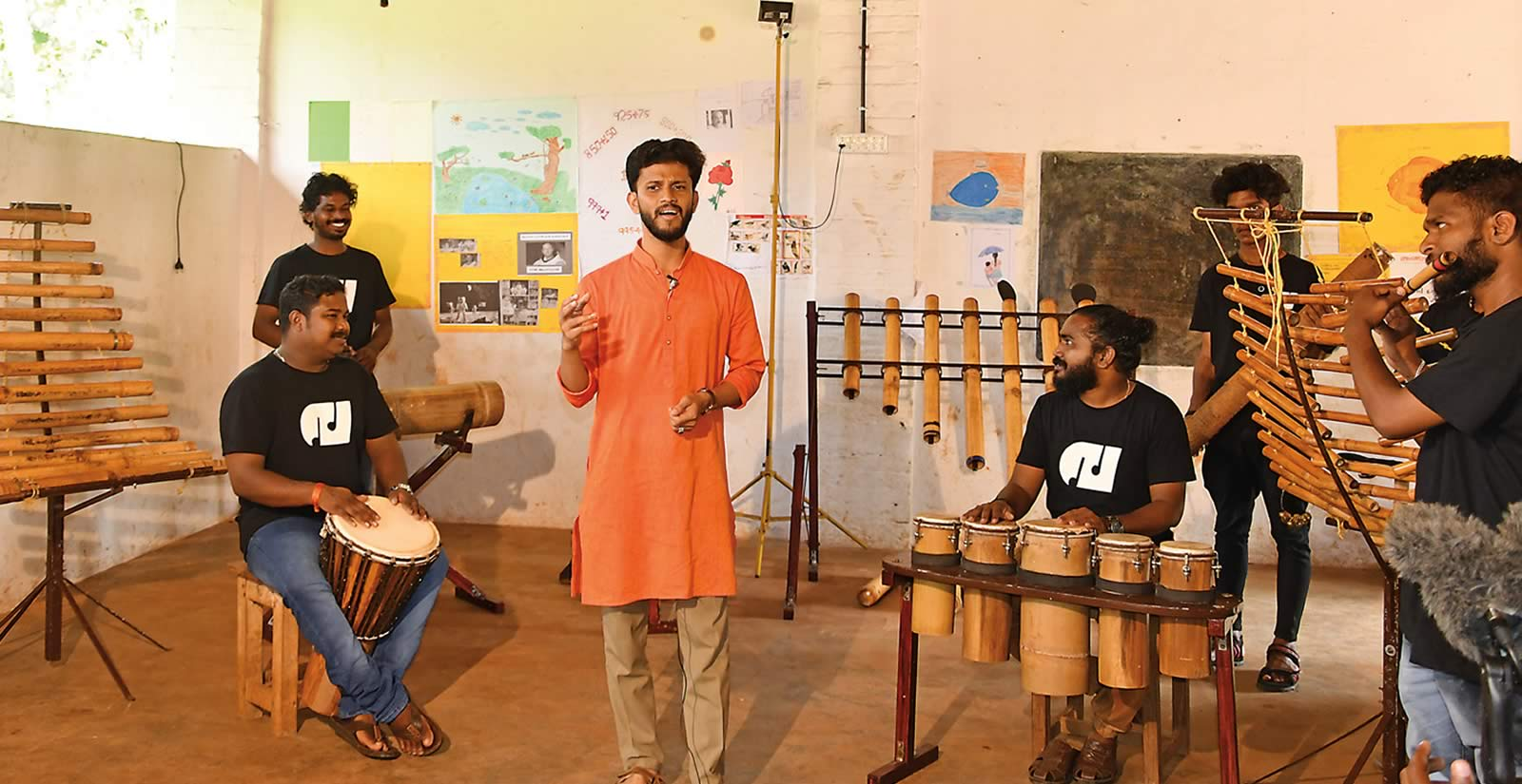 Mappila Rhythms, Monsoon Connections
