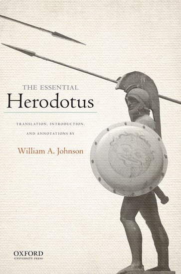 The Essential Herodotus