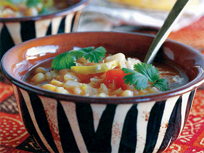 Flavors: Spicy Bean Soup