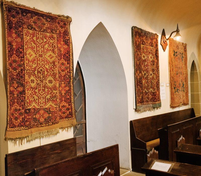 The Ottoman Carpets of Transylvania - AramcoWorld