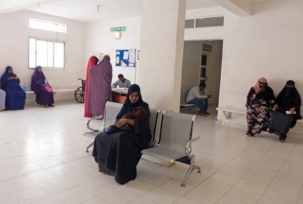 Somaliland's Midwife - AramcoWorld