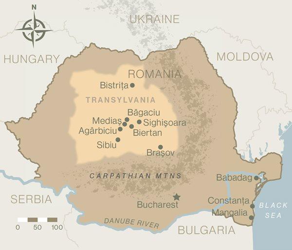 The Ottoman Carpets Of Transylvania