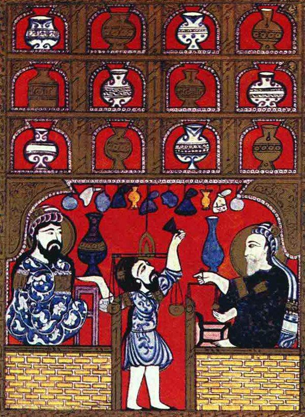 The Islamic Roots of Modern Pharmacy - AramcoWorld